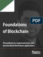 Foundations of Blockchain
