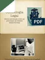 Apresentação - Odontologia Legal DMML
