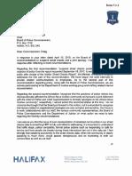 HRP letter