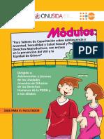 Manual y Talleres de Capacitación sobre Adolescencia y jovenes ... proyecto de vida.pdf