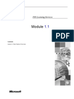 Module 1 Lesson 1