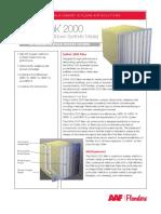 DriPak 2000 Prod Mark Sht AFP 1 114Q New