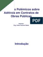Aspectos Polêmicos sobre Aditivos em Contratos de Obras Públicas - Siurb.pdf