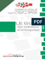 Guides CRI Casablanca Guide Createur Entreprise Maroc v2018