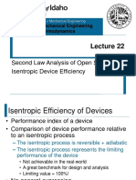 L22 - Second Law Analysis of Open Systems.pptx