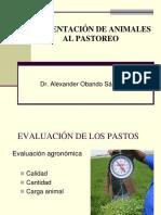 5. Alimentación Animales Al Pastoreo