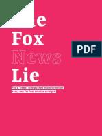 "The Fox ""News"" Lie"