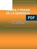 Teoria y Praxis 2da Clase Modificada 15-01-2011