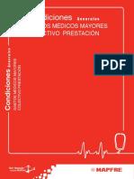 Condiciones Generales GMM Colectivo Mapfre