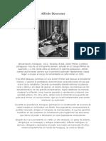 GOBIERNO DE ALFREDO STROESSNER Y LA DEMOCRATIZACION EN EL PARAGUAY..docx