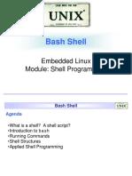 Bash Shell Programming v2 2014