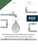 GUIA SOCIAL PARA LA SOSTENIBILIDAD DE LOS PROYECTOS DE SANEAMIETNO RURAL EN INVERSION PUBLICA.docx