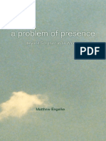 [The Anthropology of Christianity] Matthew Engelke - A Problem of Presence_ Beyond Scripture in an African Church (2007, University of California Press).pdf