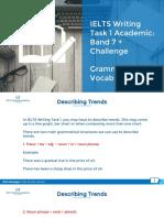 eBook Task 1, iELTS