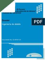 Dossier - Ingenieria de Detalle - Sistema SDI y Energía - Oleoducto Apiay_El Porvenir