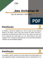 U1S2+-+Tipos+de+destilação+e+retificação IMPRIMIR