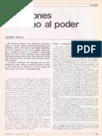 Teología Del Poder Antonio Bentué