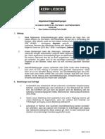 Einkaufsbedingungen KL 2014-07-18