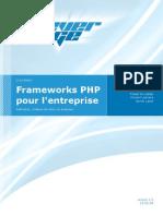 Livre Blanc Clever Age - Frameworks PHP Pour l Entreprise