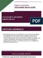 Tema Supraveghere Bancară