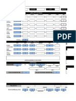 Excel Character Sheet