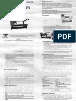 Pistol Cu Aer Comprimant Dx-90-50 Mixta Leroy Merlin - Nailer Stapler Air Gun User Manual