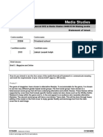 statement of intent form-3
