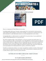 13-2-2019 Respuesta Del Tarot Gitano