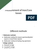 measurement and transducers unit 2