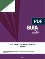 G_Guía Para La Elaboración Del Sílabo V1.0 (002)