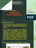 DISEÑO HIDRAULICO - SESION 05 DISEÑO DE ALCANTARILLAS.pptx
