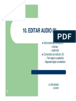 10 Editaraudio II