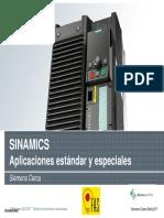 Siemens V20 Julio 2017