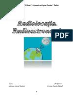 Radiolocatia Si Radioastronomia