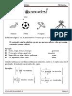 COMUNICACION INTEGRAL - 2DO Y 3ERO - EL SUSTANTIVO.docx