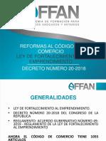 Ley de Fortalecimiento Al Emprendimiento - Reformas Coco-1