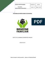 PP3 MPA1 P1 Programa de Inspecciones de Seguridad v4