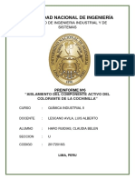 Preinforme 6 Quimica Industrial II