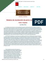 Artículos WoodCentral_ Soplador - Home-Made Ciclón Sistema Colector de Polv