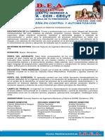 Ing en Control y Automatizacion Ipn Ifm