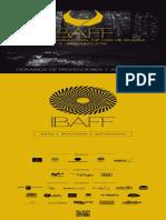 Programa Ibaff 2018