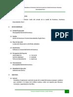 Propuesta Mejoramiento Areas Verdes,Muni-Huarmaca FINAL