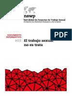 Trafficking Spanish