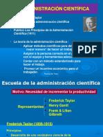 Escuela Clasica y Cientifica de La Administracion