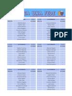 Calendario Serie A 2008-09