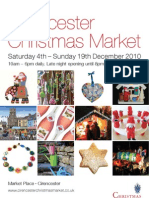 Email Able Christmas Market Flier a 5