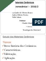 Trabalho Sobre Os Materiais Ceramicos (1)