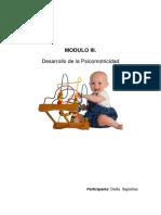 MODULO III. DESARROLLO DE LA PSICOMOTROCIDAD.docx
