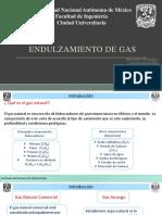 Endulzamiento de gases