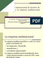 Movimiento Internacional de Factores